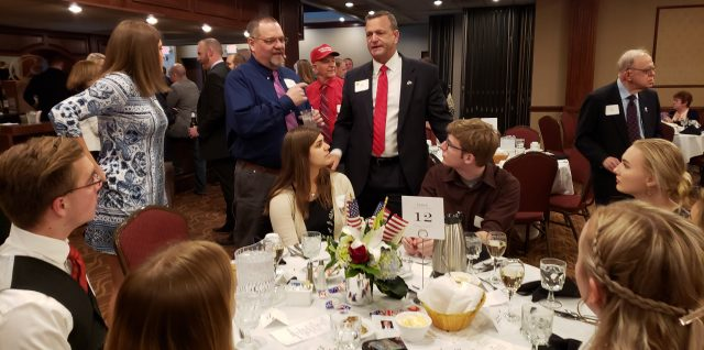 Brown County Lincoln-Reagan Dinner in Green Bay